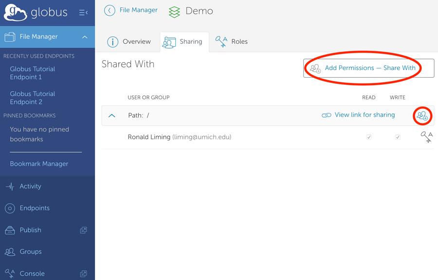 file sharing server definition